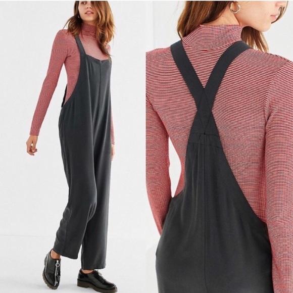 172c0e9e9733 Urban Outfitters Tania Shapeless Overalls